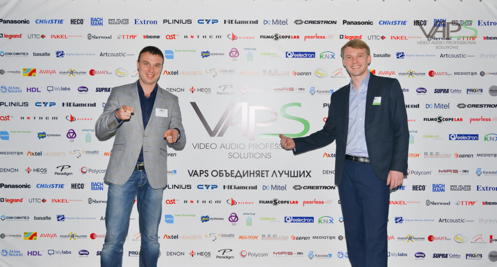 Third Autumn VAPS Conference 2015. Photostand